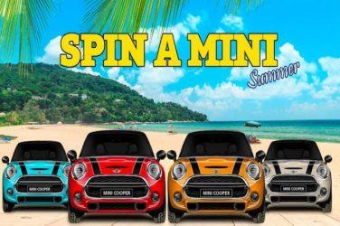 Spin-a-Mini Summer Slots Tournament