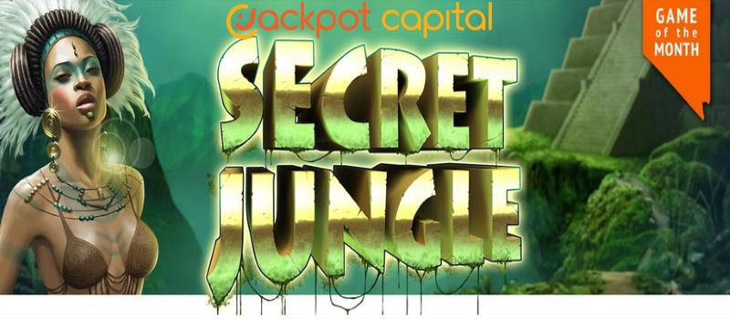 Jackpot Capital Secret Jungle Bonus Code