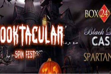 Spooktacular Spinfest Free Spins Raffle