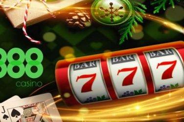 888 Christmas Free Spins Bonus Code