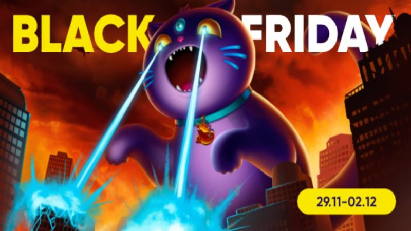 Bao Casino Catzilla Black Friday Bonuses