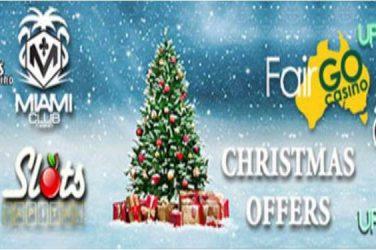 Christmas 2019 Bonus & Free Spins Offers
