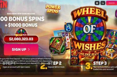 Exclusive Game Release Bonus Spins