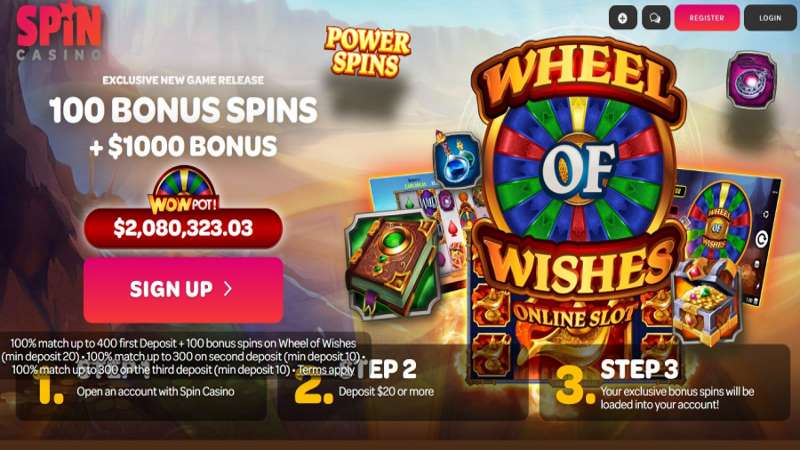 Exclusive Game Release Bonus Spins