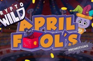 CryptoWild April Bonuses