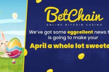 BetChain April Madness Bonus Deals