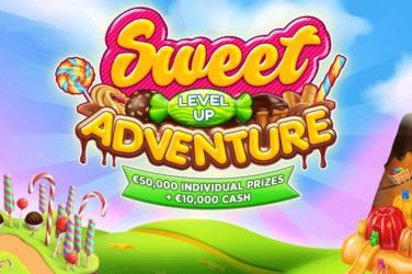 BitStarz Sweet Level Up Adventure