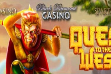 Quest To The West Slots Bonuses