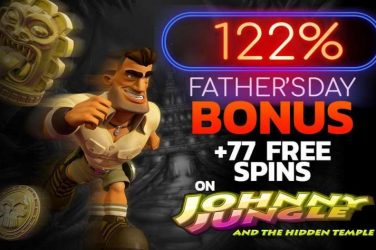 Father's Day Bonus Promotion