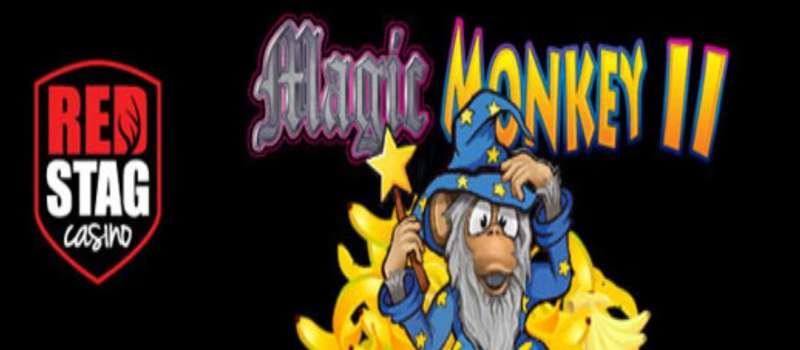 Red Stag Magic Monkey II Bonus Codes