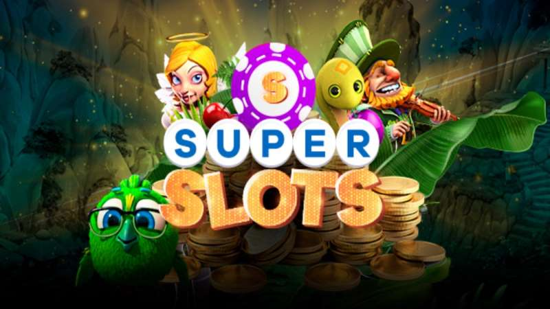 Super Slots Exclusive Welcome Bonus Code