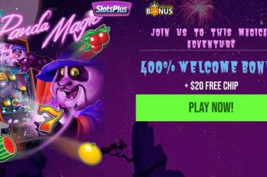 Slots Plus Exclusive Panda Magic Bonus Code
