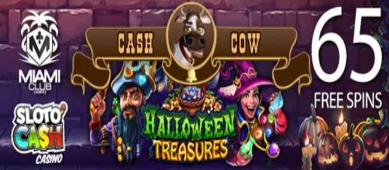 Halloween Bonuses & Free Spins Codes