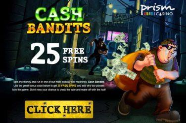 Prism Free Spins Bonus Code: VAULT