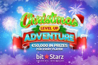 BitStarz Level Up Adventure