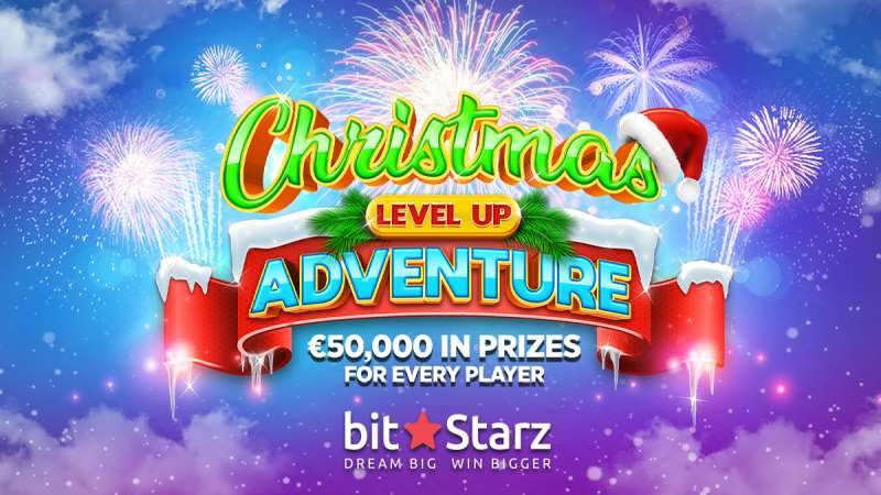 BitStarz Level Up Adventure