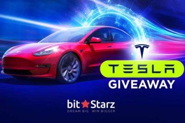 starz Tesla Model3 Giveaway