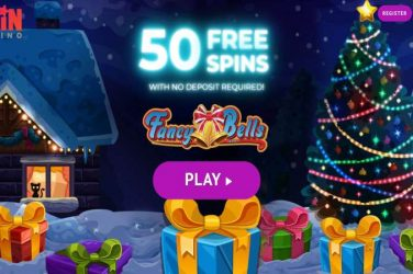 Exclusive Christmas Free Spins Fancy Bells
