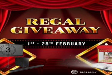 Regal Streak Giveaway