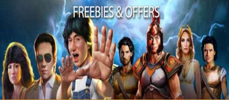 February free spins bonus codes