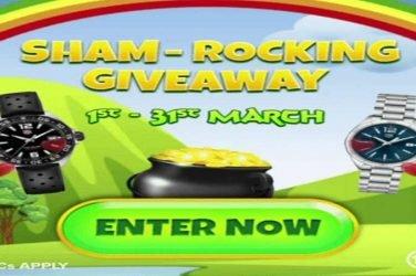 Sham Rocking Giveaway