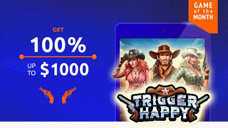 Jackpot Capital Trigger Happy Daily Bonus