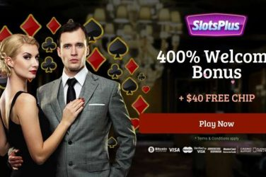 Slots Plus Free Chip using GEN40