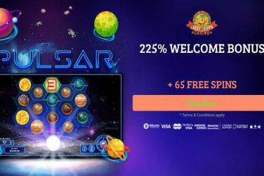 lucky hippo casino 65 free spins HIPPO225