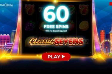 Royal Vegas Free Spins Classic Sevens
