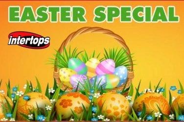 Intertops Easter Bonus Deposit Codes