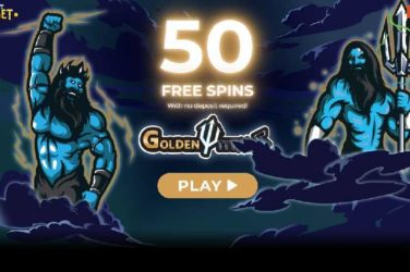 Lucky Nugget Golden Titans Free Spins