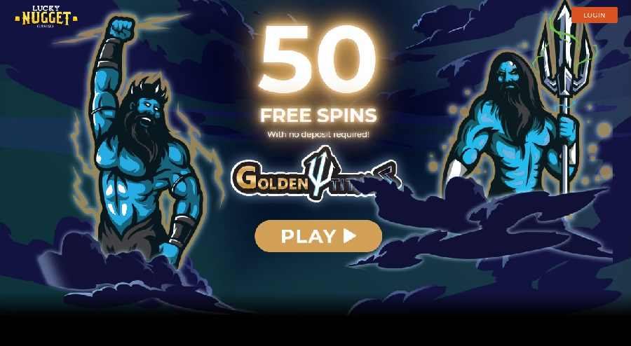 Lucky Nugget Casino 50 Free Spins