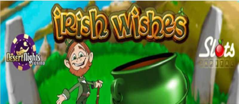 Irish Wishes $10 Free Chip Bonus