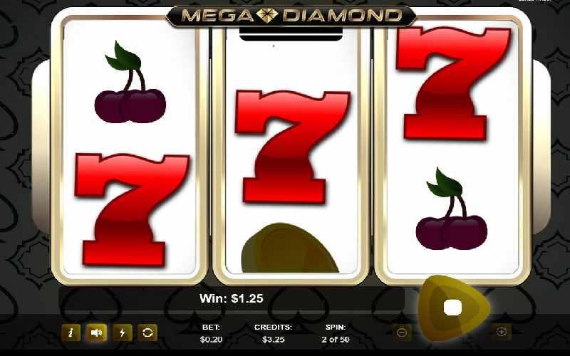 Mega Diamond Screenshot