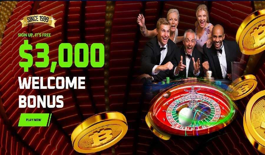 Kode Bonus Selamat Datang Online Kasino Vegas